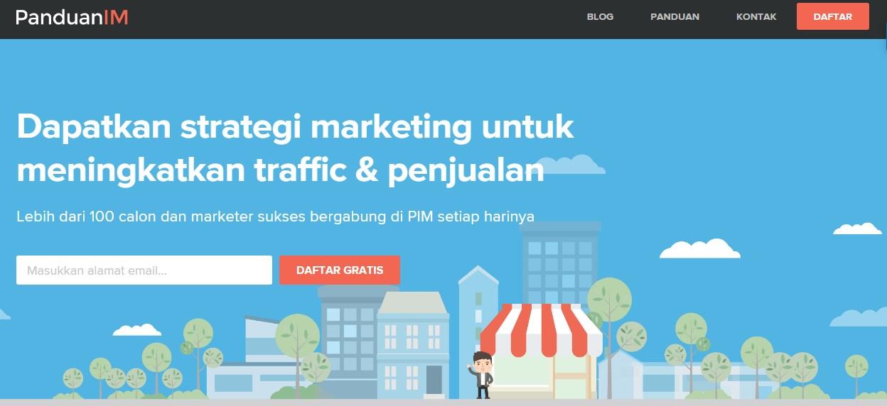 Situs,panduan,ngeblog,Panduanim