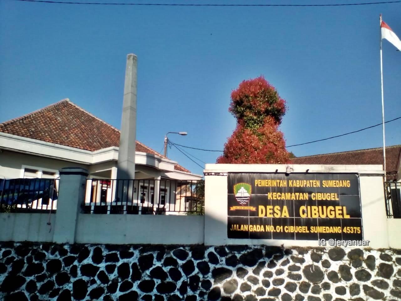 Kantor Desa Cibugel, Kab. Sumedang