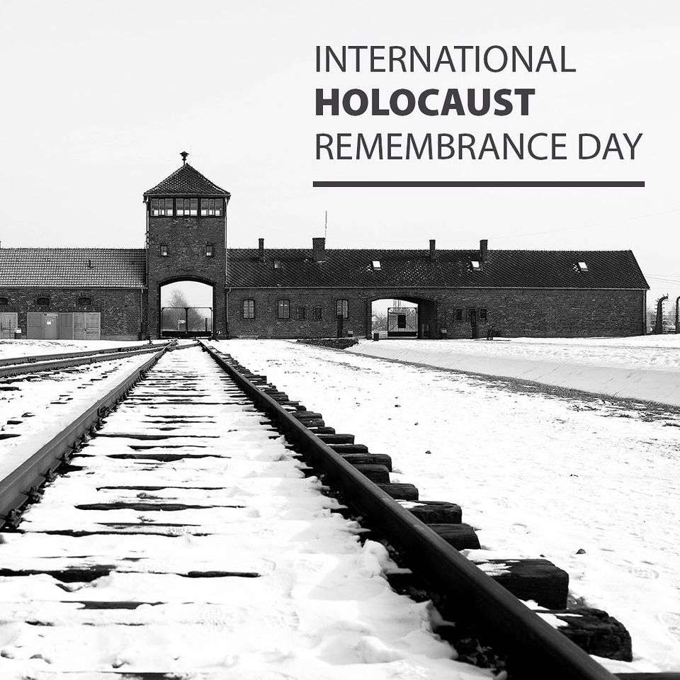 International Holocaust Remembrance Day Wishes Awesome Picture