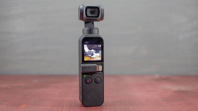 s taught the companionship a few things nearly cameras Dji Osmo Pocket Review - What is The Differences