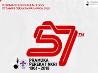 Logo dan Tema Hari Pramuka Ke 57 Tahun 2018