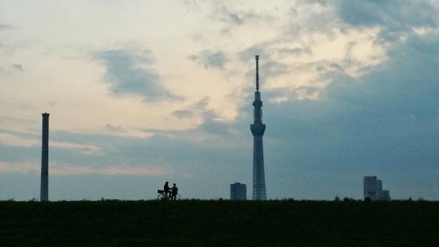 Skytree en Tokio