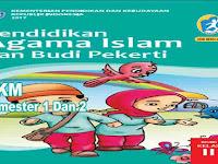 Penetapan KKM PAI dan BP Kelas 2 SD Kurikulum 2013 Revisi 2017