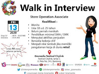 Loker Mei 2020 - Lowongan Kerja Gramedia Bandung Terbaru 2020