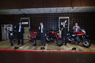 Honda launching Bige bike terbaru