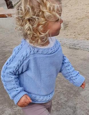 wzory dla dzieci na drutach