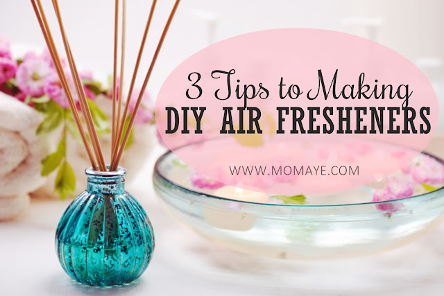 3 Tips to Making DIY Air Fresheners, air freshener, home, DIY, home and living, home improvement,