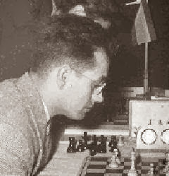 El ajedrecista Jaume Mora