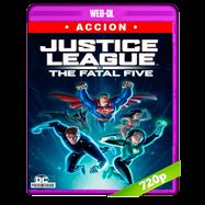 Justice League vs the Fatal Five (2019) WEB-DL 720p Audio Dual Latino-Ingles