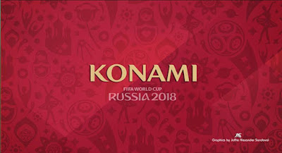 PES 2017 FIFA World Cup 2018 Russia Theme by JAS