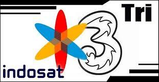 Kartu Indosat dan Tri