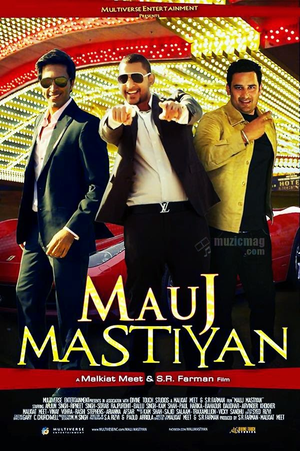 Mauj Mastiyan - First Look, Official Trailer | Comedy