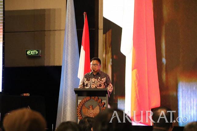 Ketua DPD RI Ajak Insan Pers Jadi Corong Positif untuk Kemajuan Daerah