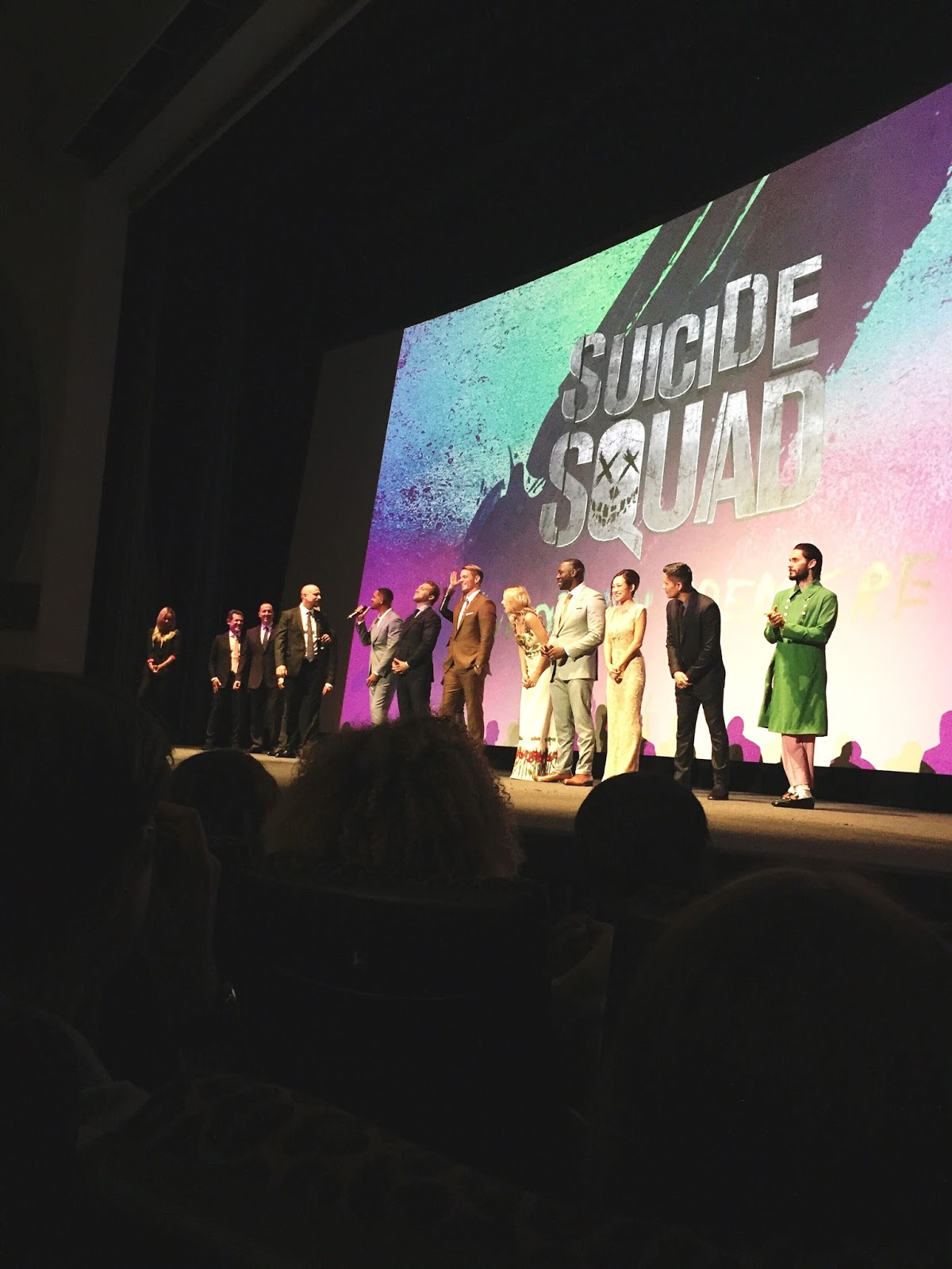 See The Stars - Sunday Summary Suicide Squad