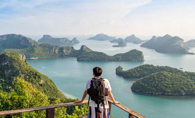 أفضل 4 وظائف سفر في العالم