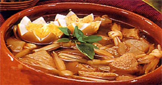 Callos (Spicy Casserole Of Tripe) Recipe