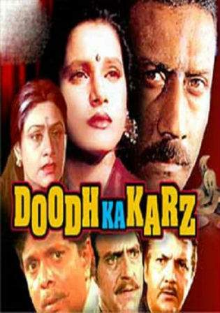 Doodh Ka Karz 1990 HDRip 450MB Full Hindi Movie 480p Watch Online Free Download bolly4u