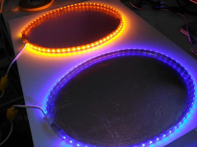 Portal-cake led