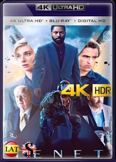 Tenet (2020) IMAX REMUX 4K UHD HDR LATINO/INGLES