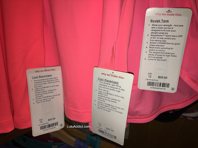 lululemon color-comparison very-light-flare-grapefruit-flash-light