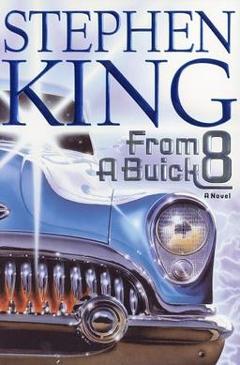 Buick 8 kirjasta tulossa elokuva