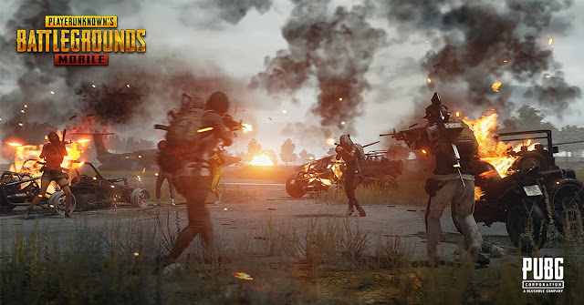 PlayerUnknown's Battlegrounds llega a dispositivos móviles