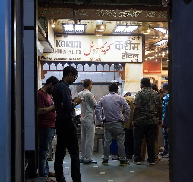 Karim's Old Delhi food ramzan