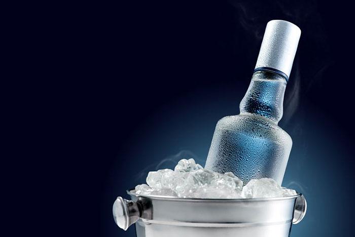 Vodka Tidak Bisa Dibekukan Memakai Lemari Es Biasa