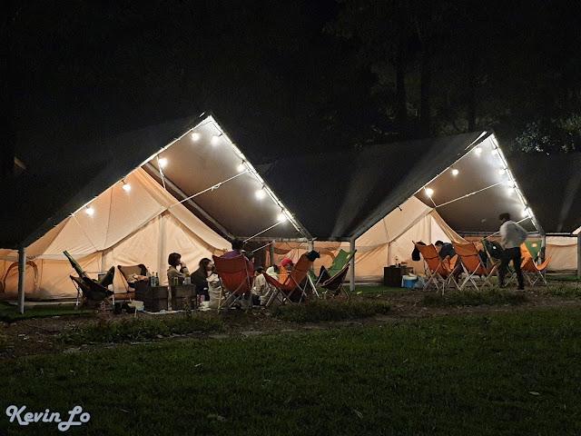 拉波波村營區體驗露營的樂趣