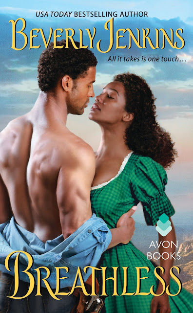 Breathless, Beverly Jenkins, romance, historical