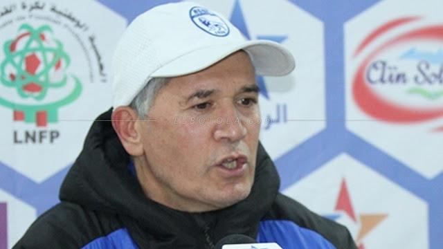 مدرب تونسي قريب من تدريب حسنية اكادير