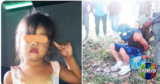 Indígena abusó y asesinó a una niña pequeña en la Gran Sabana