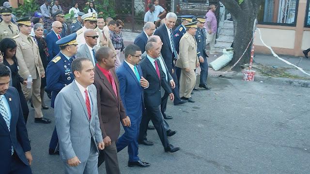 Conmemoran el 175 aniversario de la Constitución Dominicana