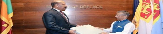 Sri Lanka Defence Secretary Appreciates India's Support To Douse MV X-Press Pearl Fire