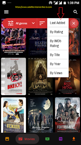 internet live tv free movie streaming app apk ARMCTV Malaysia-14