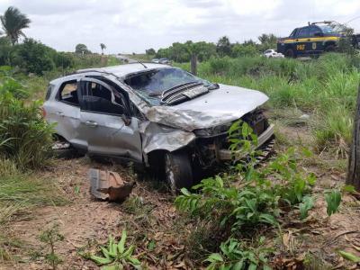 Vereador de Tufilândia morre após colisão na BR-222 no MA