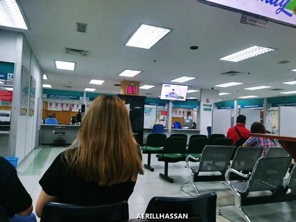 Pengalaman Buat Passport di Hentian Kajang