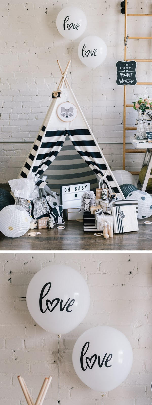 We love to party! Party decorating inspiration and supplies from Creative Bag.