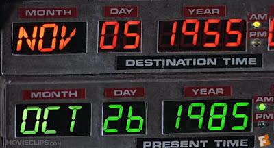 Regreso al futuro - Back to the future - Cine Fantástico - Ciencia Ficción - el fancine - el troblogdita - ÁlvaroGP