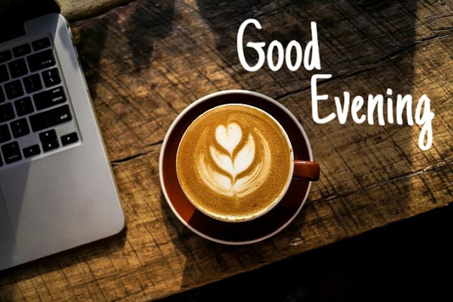 Good evening images tea time