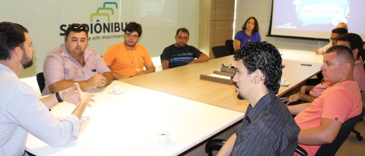 Sindiônibus convida MOB Ceará para conversa sincera sobre mobilidade urbana