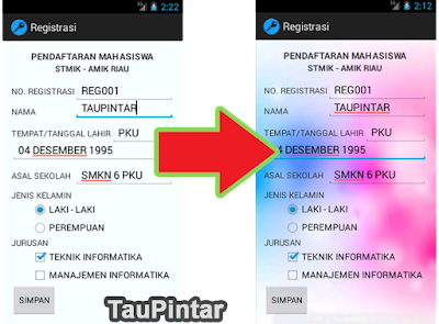 Cara Mudah Mengganti Background Program Android Di Eclipse