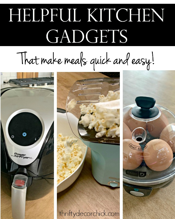 Helpful kitchen gadgets for quick and easy meals