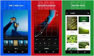 Aplikasi Edit Foto - Fotor