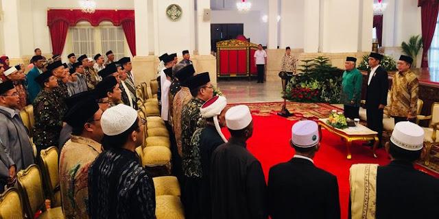 Jokowi buka MTQ antar pondok pesantren di Istana Negara
