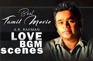 A R Rahman Love BGM   Iruvar   Bombay   Uyire   A R Rahman Best BGM   Best Tamil BGM