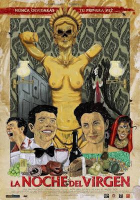La Noche Del Virgen 2016 DVDCustom HD Spanish