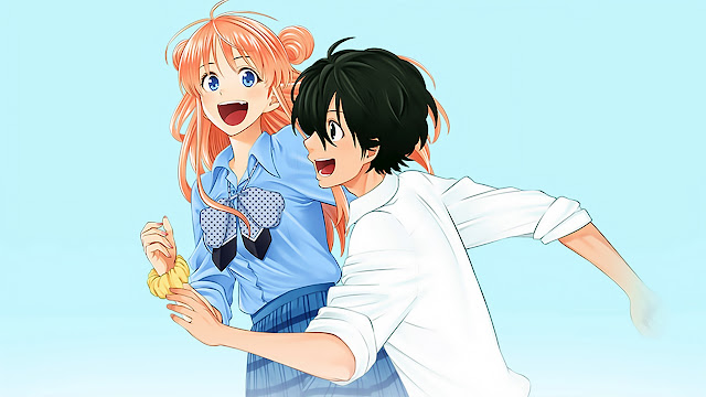 Autor de Hoshino, Me wo Tsubutte estrenará nuevo manga en septiembre
