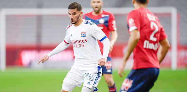 Lille vs Olympique Lyonnais – Highlights