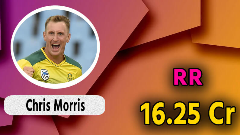 chirs morris to rr